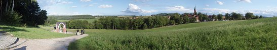 Latest panorama published: Sanctuary of Our Lady in Gietrzwald (Poland)