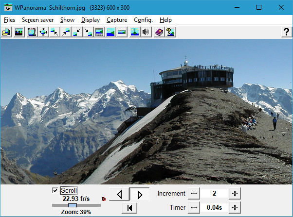 Click to view WPanorama 10.1.1 screenshot